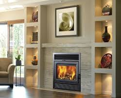 Michael Amini Fireplace Supreme Fireplaces Inc Galaxy Zero Clearance Semi Classic Wall
