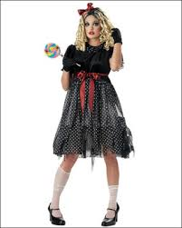 Outlet Halloween Costumes Womens Costumes Evil Doll Costume Outlet