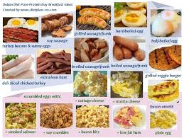 dukan diet pure protein breakfast ideas dukan diet pinterest