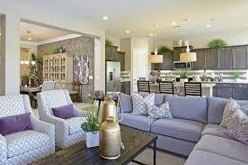 model home interiors inspiration ideas decor luxe k hovnanian hunt