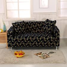 modern sofa slipcovers online buy wholesale black sofa slipcover from china black sofa