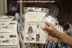 wedding souvenir krusty kraft medium pouch for wedding souvenir