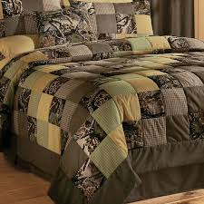 Camo Bed Set King Camouflage Bedding Sets King Cabela S Camo Patchwork Quilt And