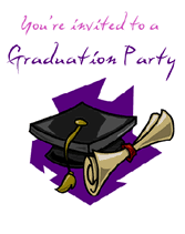 you u0027re invited to a graduation party free printable party