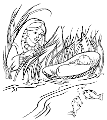 Bible Story Coloring Pages Moses Coloringstar Bible Coloring Pages Moses