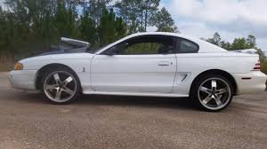 1994 shelby mustang 1994 ford mustang cobra shelby supercharged for sale in bay