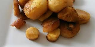 comment cuisiner des navets nouveaux navets nouveaux et panais caramélisés au curry facile et pas cher