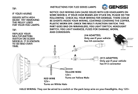 halo wiring diagram how to install led illuminated wheel rings com