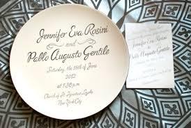 wedding platters great gift wedding invitation platters