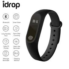 monitor bracelet images Idrop sport smart bracelet m2 heart rate monitor waterproof jpg