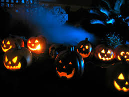 19 ideas for scary horror nights lights and effects