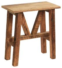 Ashley Furniture Side Tables Rustic Wood End Tables U2013 Thelt Co