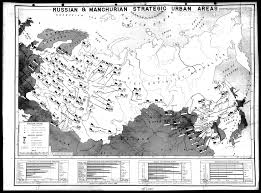 Nuclear Fallout Map by Probable Targets In The Us For A Soviet Nuclear Strike 2560x1620