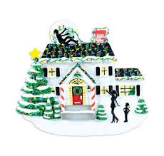griswold vacation house w lights personalized