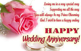 Wedding Message For A Friend Happy Ending Romantic Wedding Anniversary Wishes For Husband
