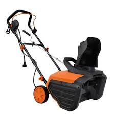 home depot black friday snow blower ryobi 16 in 10 amp corded electric snow blower ryac801 the home