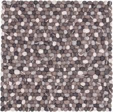 pebble rug hardy pebble rug by my felt urban avenue