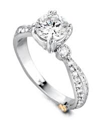 Vintage Wedding Rings by Vintage Engagement Rings Mark Schneider Design