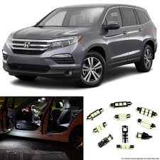Honda Pilot Interior Photos 2016 Honda Pilot Interior Led Lights Package