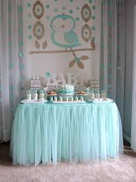 baby boy shower ideas baby owl baby shower party ideas photo 3 of 25 catch my party