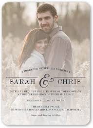 wedding invitations with pictures 5x7 wedding invitations shutterfly