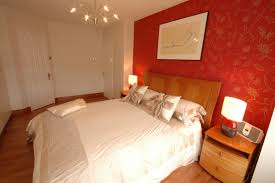 Accent Wall Bedroom Red Bedroom Accent Wall Best Home Design Ideas