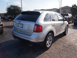 used one owner 2013 ford edge sel north riverside il mccarthy ford