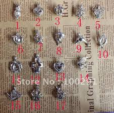 pearl charm necklace images Free ship 50pcs lot mixed designs wish pearl necklace pendant jpg