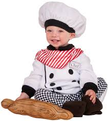 chef costume infant and toddler chef costume costume craze
