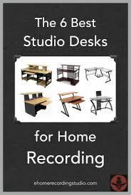 Home Recording Studio Design Book The 6 Best Studio Mixing Desks For Home Recording