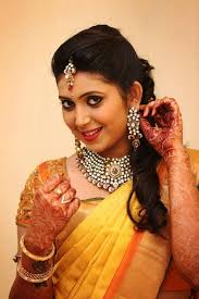 indian hairstyles engagement try this best different hairstyle with saree trending hairstyles to