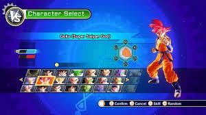 Super Colorful by Super Saiyan God Goku Resurrection F Super Colors And El