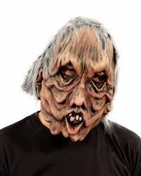 Halloween Monster Masks by Zagone Studios Melting Man Zombie Monster Mask Zagone Studios
