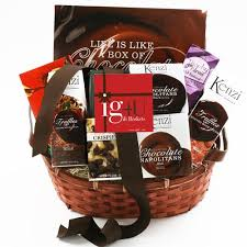 gourmet chocolate gift baskets chocolate sler gift basket by ig4u gourmet