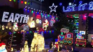 lights of livermore holiday tour dourov christmas display knottingham circle dec 2017 youtube