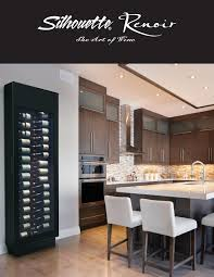 Kitchener Wine Cabinets Silhouette Renoir The Art Of Wine Ta Blog