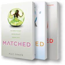 matched ally condie u003e book u003e matched