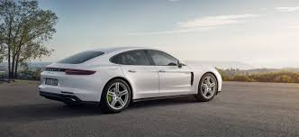 panamera porsche 2016 porsche unveils a new 2018 panamera 4 e hybrid plug in with more