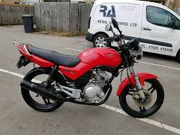 yamaha ybr 125 cheap in stotfold hertfordshire gumtree
