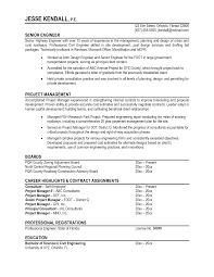 sample resume project manager professional engineer resume free resume example and writing sample resume of engineering resumes