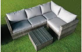 canapé d angle jardin uncategorized canapé d angle de jardin gris table basse salon de