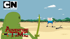 adventure time adventure time finn and the grass dude cartoon network youtube
