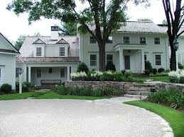 new houses being built with classic new england style classic new england garden schoeller darling design