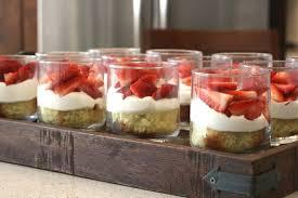 strawberry mini trifles lovely little kitchen