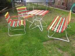 Retro Patio Furniture Sets 14 Best 1950 S Patio Sets Images On Pinterest Patio Sets
