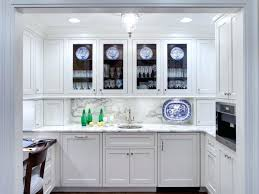 upper cabinets for sale frosted glass cabinets trendy l shaped open concept kitchen photo in