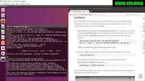 list of software openfoam u2013 cfdninja