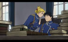 Blind Alchemist Roy Mustang Full Metal Alchemist Fandom Powered By Wikia