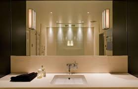 lighting over medicine cabinet bathroom home design ideas