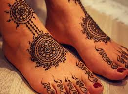 15 foot mehndi designs for beautiful feet livinghours